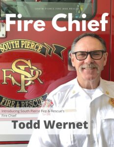 Introducing Our New Fire Chief