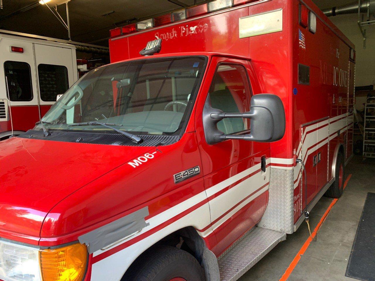 Ford E450 Diesel Medical Unit For Sale